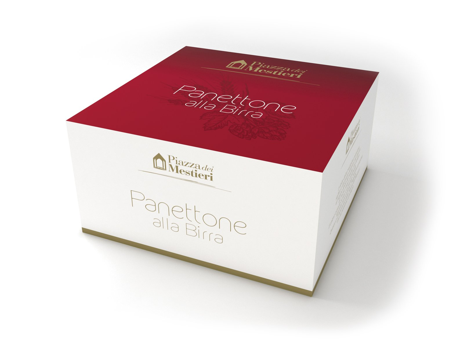 panettone craft beer artisan