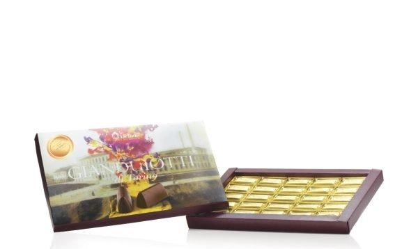 chocolate chocolates gianduiotto turin