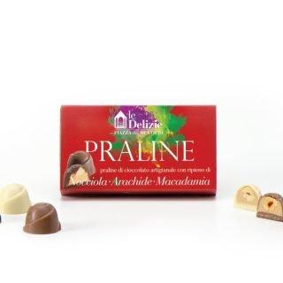 cioccolato cioccolatino Praline Nocciola arachide macadamia