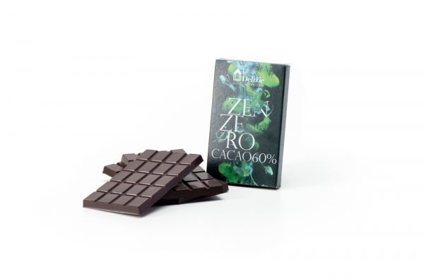 tablet chocolate ginger