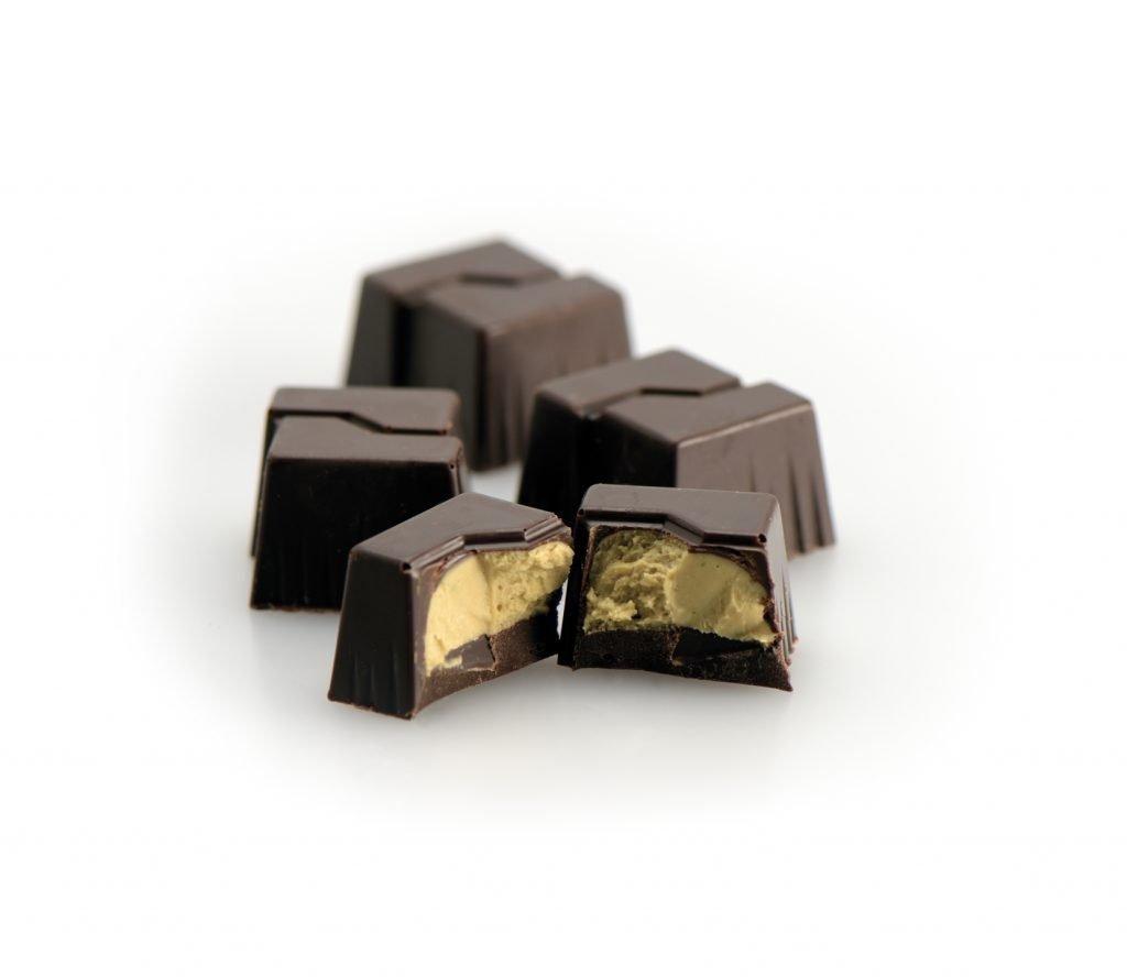 cioccolatini aperti