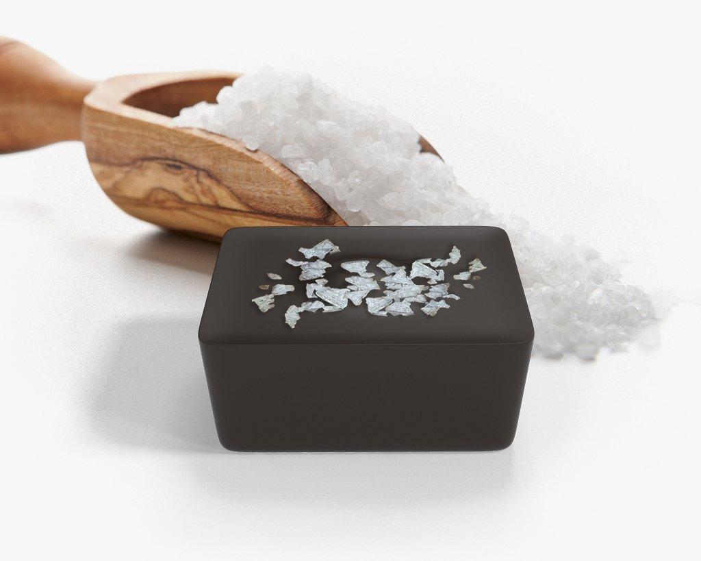 Fiocchi di sale fondente cioccolato pralina