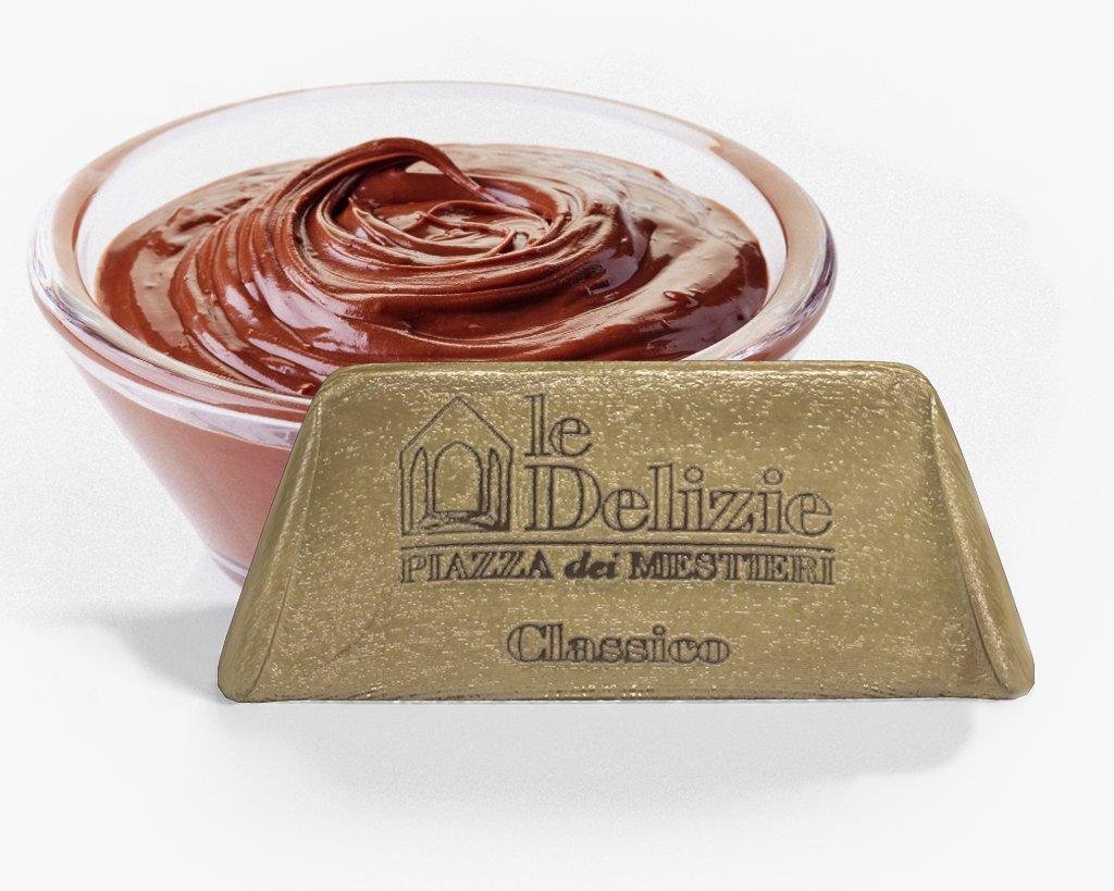 Gianduiotto pralina cioccolatino