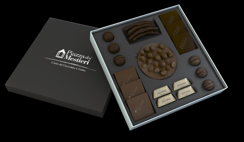 artigianali cioccolatini