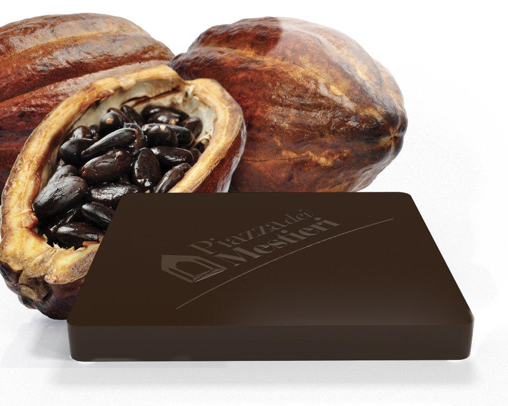 cioccolato blend cacao cru fondente