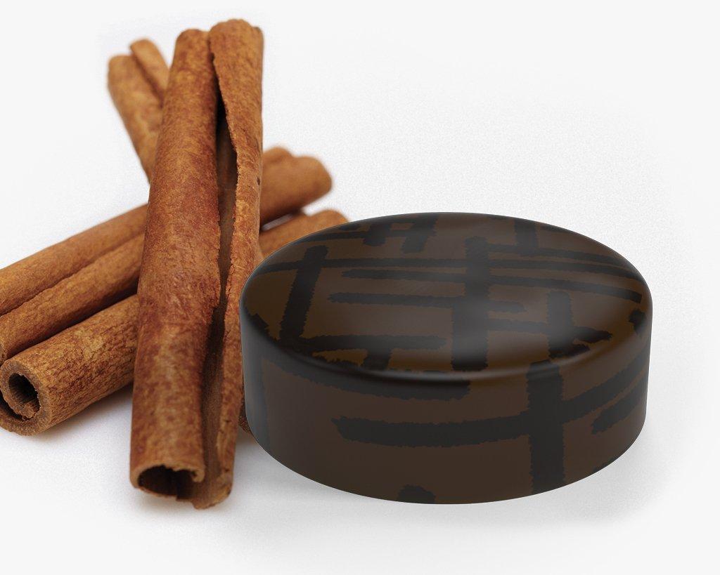 cannella cioccolato praline