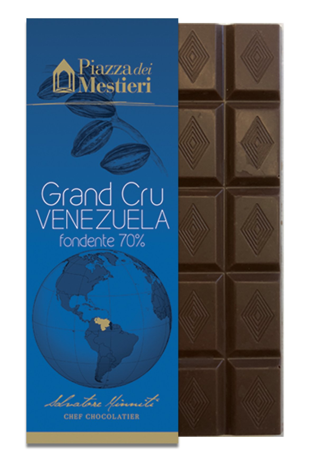 cioccolato fondente grand cru venezuela